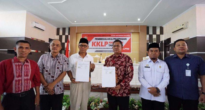 Stisip Veteran Palopo Gelar KKLP Angkatan XXVIII, Berlokasi di 4 Kabupaten